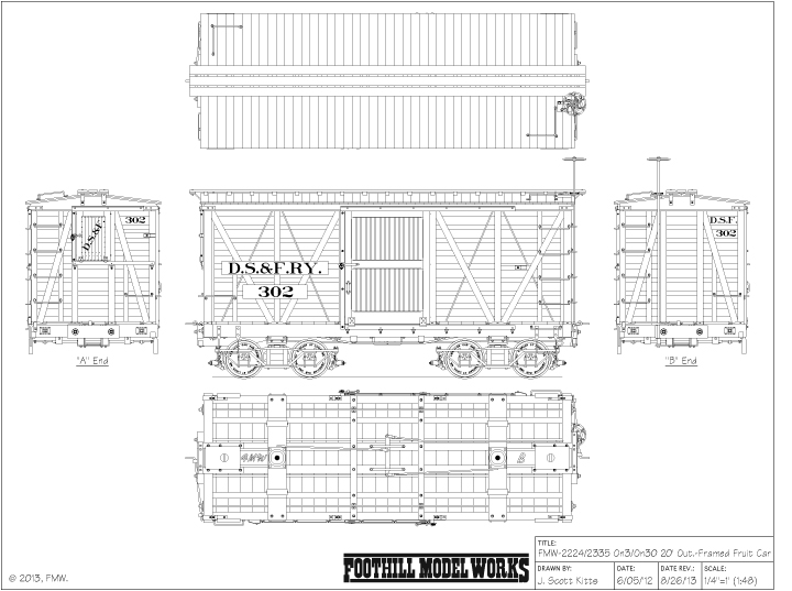 7 u2032 x 20 u2032 outside frame box  fruit car progress report